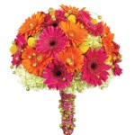 bright colors are perfect for summer weddings.
