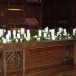 Altar at Scarritt Bennett's Wightman Chapel