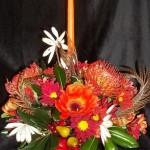 Fall Flourish Centerpiece